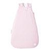 Baby Schlafsack mitwachend rosa