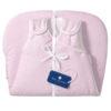 Baby Schlafsack rosa gestreift