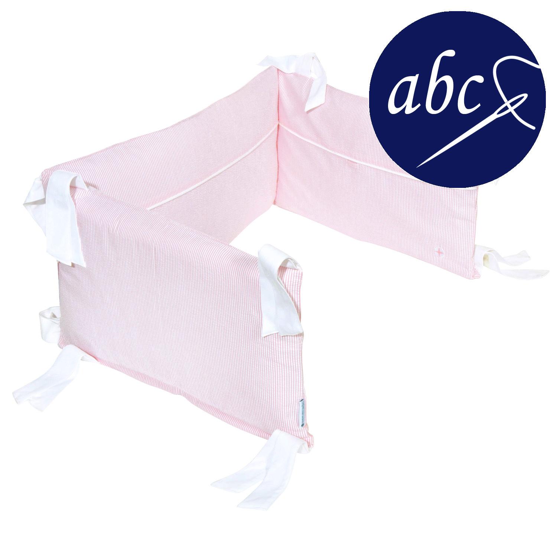 nestchen rosa atmungsaktiv und formstabil 100 baumwolle. Black Bedroom Furniture Sets. Home Design Ideas