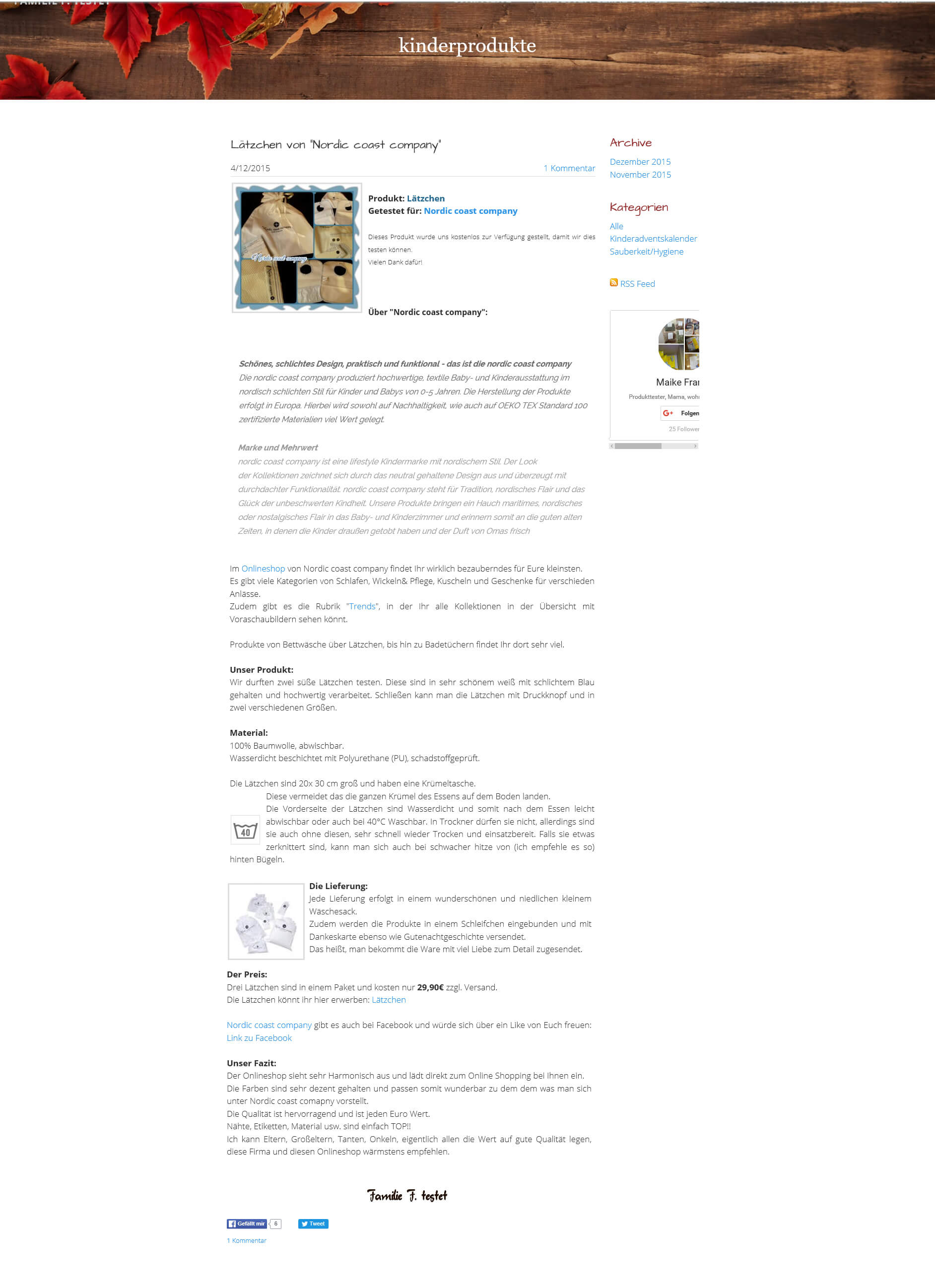 Blog vom 4
