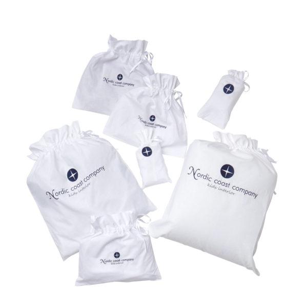 Schlafsack Nordic Weiß