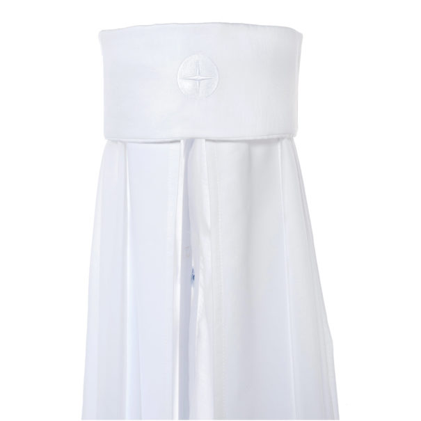 Betthimmel Nordic Weiß
