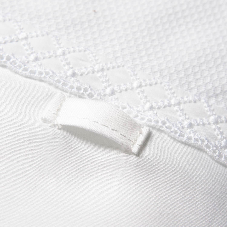 wickelauflage weiss spitze mit abnehmbarem frottee handtuch waschbar. Black Bedroom Furniture Sets. Home Design Ideas