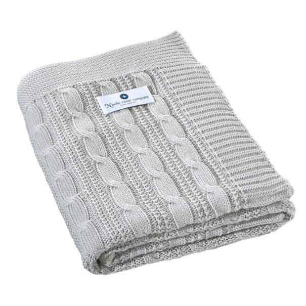 babydecken aus baumwolle kuschelig weich nordic coast company. Black Bedroom Furniture Sets. Home Design Ideas