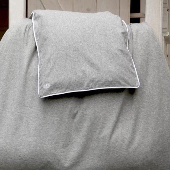 Bettwäsche Stone Grau