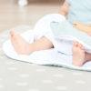 Babyschlafsack Sommer mint