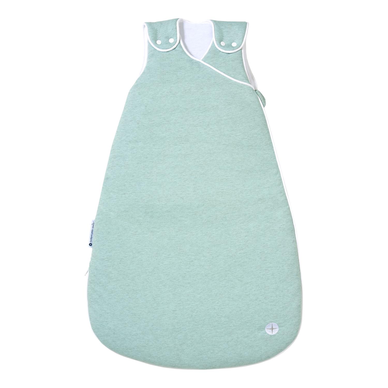 sommer schlafsack mint aus atmungsaktiver baumwolle f r babys. Black Bedroom Furniture Sets. Home Design Ideas