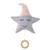 Spieluhr Stern rosa baby spieluhr grau