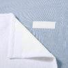 Wickelauflage Blau Grau Handtuch detail schmal
